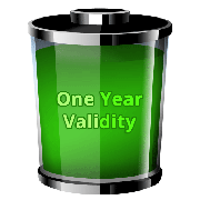 CV Valid for complete year
