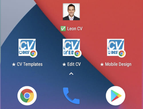 download app icons for Android