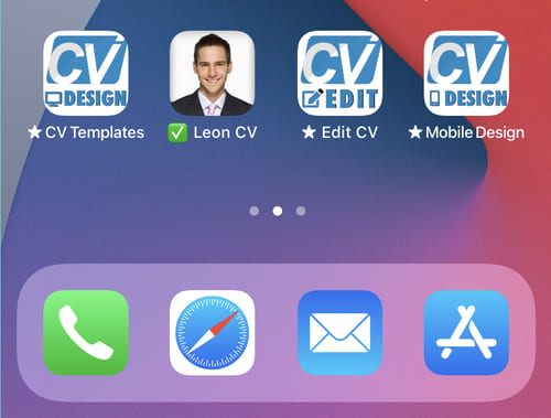 download app icons for ios